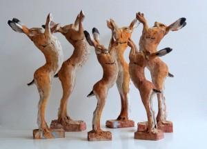 Lush hares 2012