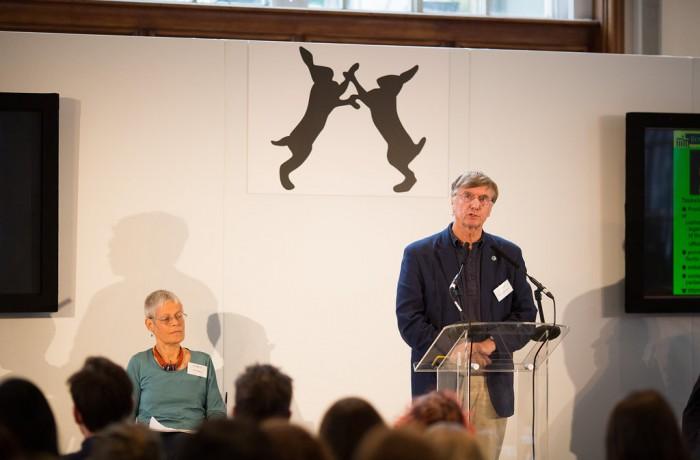 Photo: Lush Prize Conference