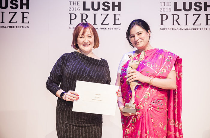 Photo: How to Nominate for the Lush Prize