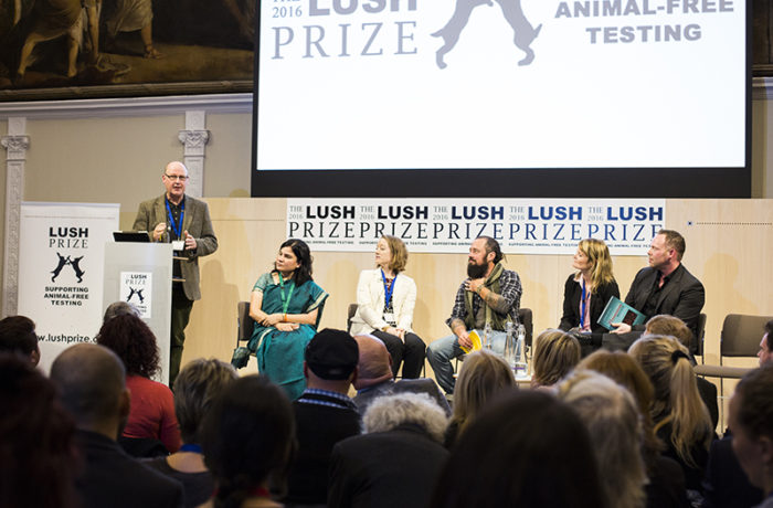 Photo: Lush Prize Events 2017