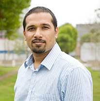 Photo: Dr Pranjul Shah