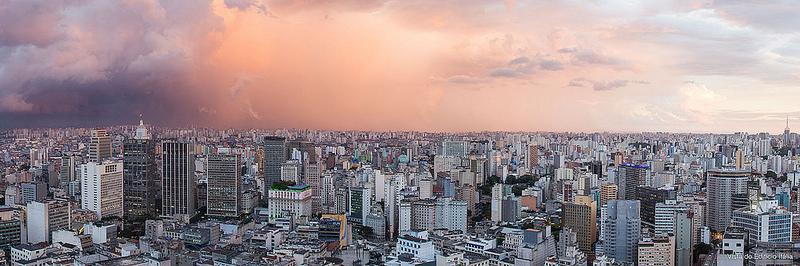 Photo: São Paulo goes cruelty-free